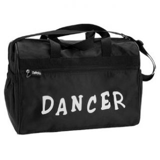 "Dance Bag  ""Dancer"" Duffel Bag: Danshuz: Clothing"