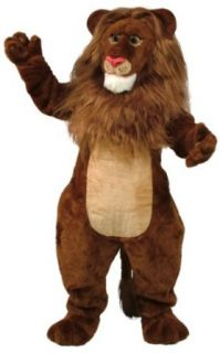 ALINCO Wally Lion Mascot Costume: Clothing