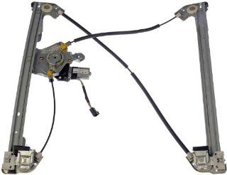 Dorman 741 430 Ford Truck Front Driver Side Power Window Regulator with Motor: Automotive