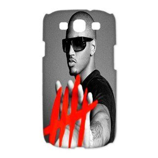Custom Trey Songz 3D Cover Case for Samsung Galaxy S3 III i9300 LSM 3659: Cell Phones & Accessories