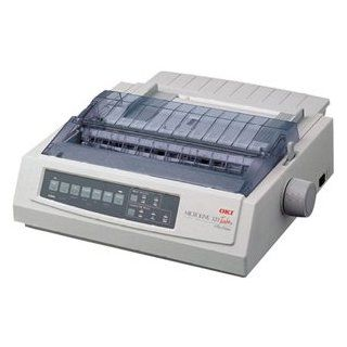 Oki MICROLINE 320 Turbo/D Dot Matrix Printer. ML320 TURBO/DIGITAL 9PIN NARR 435CPS PAR SER 120V ANSI EPSON IBM DOT. 9 pin   435 cps Mono   240 x 216 dpi   Parallel, Serial: Office Products