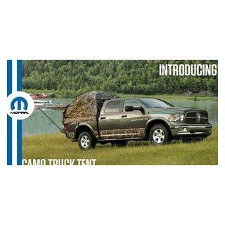2013 2014 Dodge Ram 1500 2500 3500 Camping Camo Mossy Oak Truck Tent Mopar OEM: Automotive