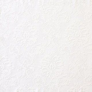 Brewster 429 6705 Paintable Solutions III Damask Paintable Wallpaper, 20.5 Inch by 396 Inch, White   Paintable Textured Wallpaper