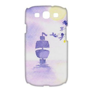 Custom Peter Pan 3D Cover Case for Samsung Galaxy S3 III i9300 LSM 2785: Cell Phones & Accessories