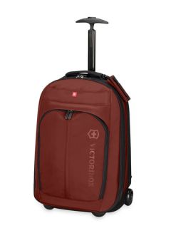 Seefeld 22 Inch Wheeled Carry On Suitcase by Victorinox