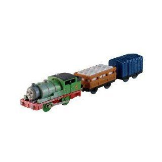 Trackmaster Glow in the Dark Ghostly Percy: Toys & Games