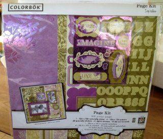 Colorbok Baby Boy Page Kit