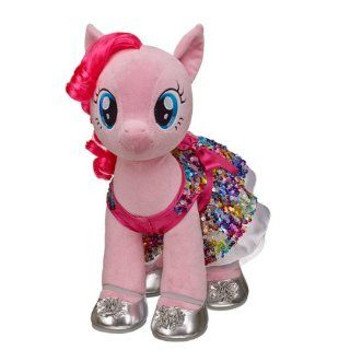 Build a Bear Workshop, Sweet in Sequins MY LITTLE PONY PINKIE PIE® Stuffed Animal Toys & Games