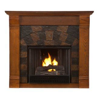 Realistic Electric Fireplace Logs On Popscreen