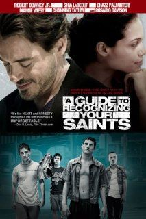 A Guide to Recognizing Your Saints: Robert Downey Jr., Rosario Dawson, Shia LaBeouf, Dianne Wiest, Melonie Diaz, Laila Liliana Garro, Eleonore Hendricks, Adam Scarimbolo, Peter Anthony Tambakis, Channing Tatum, Anthony Tirado, Erick Rosado, Dito Montiel, A
