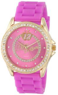 Apple Bottoms Women's ABW504P Nelly Classic Analog Watch Watches