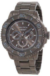 Nautica Men's N21015G NST 501 Classic Analog Watch Nautica Watches