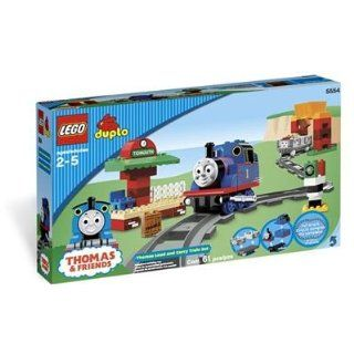LEGO Duplo Thomas' Load & Carry Train Set Toys & Games
