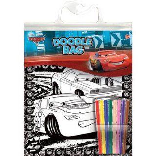 Disney Pixar Cars Doodle Bag   Childrens Drawing Sets