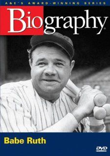 Babe Ruth New York Yankees A&E Biography DVD  Sports Related Merchandise  Sports & Outdoors