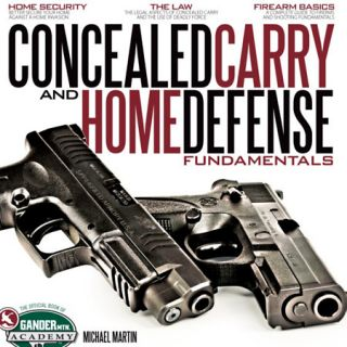 Concealed Carry and Home Defense Fundamentals Book 727203