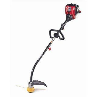 Troy Bilt TB525 EC 17 Inch 29cc 4 Cycle NO MIX OIL AND GAS Curved Shaft Trimmer with JumpStart Technology  Patio, Lawn & Garden