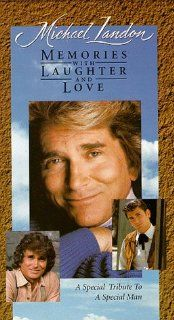 Michael Landon: Memories With Laughter & Love [VHS]: Melissa Sue Anderson, David Canary, Ossie Davis, David Dortort, Melissa Gilbert, Lindsay Greenbush, Sidney Greenbush, Moses Gunn, Matthew Laborteaux, Cindy Landon, Jennifer Landon, Leslie Landon, Sha