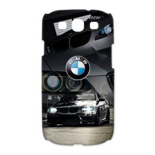 Custom BMW 3D Cover Case for Samsung Galaxy S3 III i9300 LSM 537: Cell Phones & Accessories