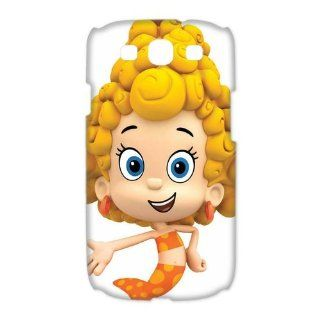 Custom Bubble Guppies 3D Cover Case for Samsung Galaxy S3 III i9300 LSM 692: Cell Phones & Accessories