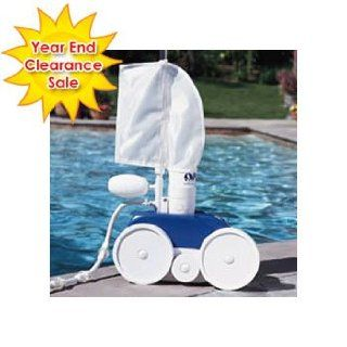 Polaris� Vac Sweep 280 Pressure Side In Ground Automatic Pool Cleaner Without Booster Pump : Swimming Pool Pressure Cleaners : Patio, Lawn & Garden