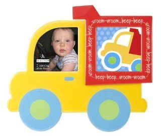 Malden International Designs Picture Frame, Dump Truck  Baby Keepsake Frames  Baby
