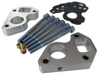 Scram Speed LSX555 GM LS Engine Water Pump Spacers for LS1 pump to Truck Swap Automotive