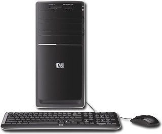 HP Pavilion P6230Y NY549AAR AMD Phenom II Refurbished Desktop PC   Black : Desktop Computers : Computers & Accessories