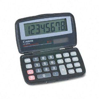 Canon� LS 555H Basic Calculator, Eight Digit LCD Appliances