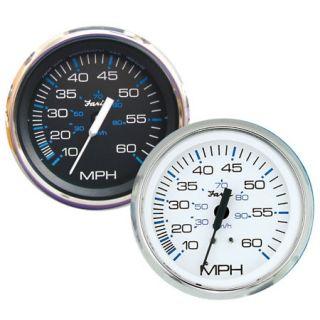 Faria Chesapeake SS Instruments   Speedometer (60 mph) 79542