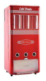 Nostalgia RVM 560 Retro Style 18 Can Vending Machine Kitchen Small Appliances Kitchen & Dining
