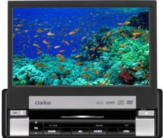 Clarion VRX585USB DVD receiver : Vehicle Dvd Players : Car Electronics
