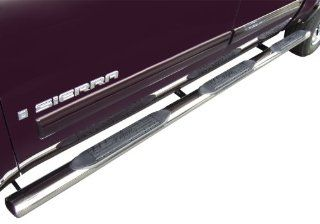 """Raptor 1401 0028 Oval Side Step Tube, 6"""", Stainless Steel Automotive"""