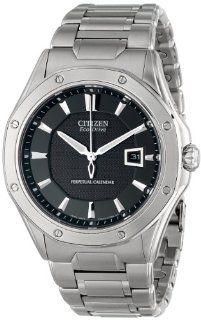 Citizen Men's BL1270 58E The Signature Collection Eco Drive Octavia Perpetual Watch: Watches