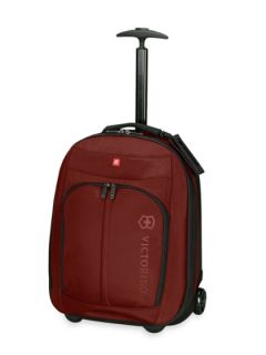 Seefeld 20 Inch Wheeled Carry On Luggage Bag by Victorinox
