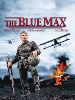 The Blue Max George Peppard, James Mason, Ursula Andress, Jeremy Kemp  Instant Video