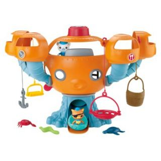 Fisher Price® Octonauts Octopod Playset