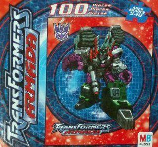 Transformers Armada Megatron 100 Piece Puzzle (2002): Toys & Games