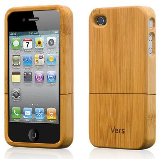 Vers Wood Slimline Case For iPhone