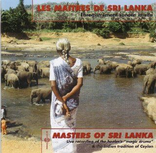 Masters of Sri Lanka: Music