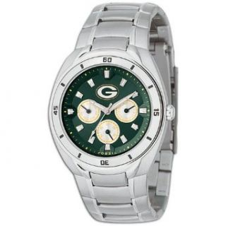 Packers Fossil Men's Multifunction Watch ( sz. One Size Fits All, Packers ) Watches