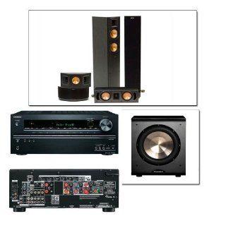 Klipsch RF 42II Reference II 5.1 Onkyo TX NR626 7.2 Channel FREE PL 200 Electronics