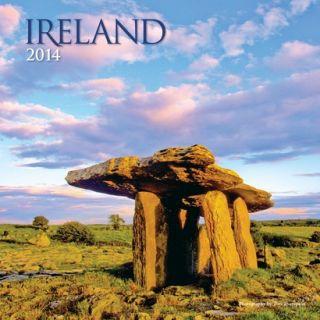 Avalanche Ireland 2014 Wall Calendar