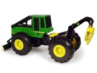 Learning Curve Brands 1:32 John Deere 648GIII Log Skidder: Toys & Games