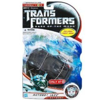 Transformers 3 Dark of The Moon Exclusive Deluxe Action Figure Autobot Jazz: Toys & Games