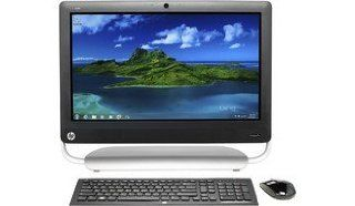 "HP TouchSmart 520 1038 All in One Desktop Computer PC   Full HD 23"" 1920 x 1080, Core i3 2120, 1TB Hard drive, Wireless g/n, DVD+/ RW, Wireless Keyboard/Mouse, Webcam, USB 3.0 : Computers & Accessories"