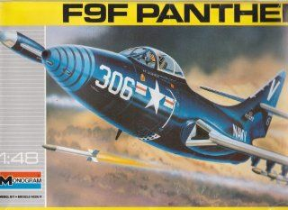 F9F Panther Model Kit 148 Scale Toys & Games