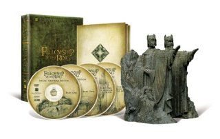 The Lord of the Rings   The Fellowship of the Ring (Platinum Series Special Extended Edition Collector's Gift Set): Elijah Wood, Ian McKellen, Orlando Bloom, Sean Bean, Alan Howard, Noel Appleby, Sean Astin, Sala Baker, Cate Blanchett, Billy Boyd, Mart