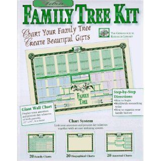 Family Tree Kit: Noel Elliot: 9780919941168: Books