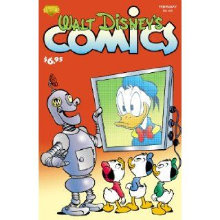 Walt Disney's Comics & Stories #665 (Walt Disney's Comics and Stories) (No. 665): William Van Horn, Don Rosa, Donald D. Markstein, Floyd Gottfredson, John Clark, Carl Buettner, Dick Moores: 9781888472189: Books